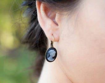 Earrings || Lady