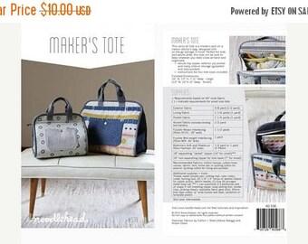 ON SALE Maker's Tote Noodlehead Inc. Anna Graham