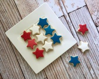 Star Cookies  - 24 - 2 Dozen