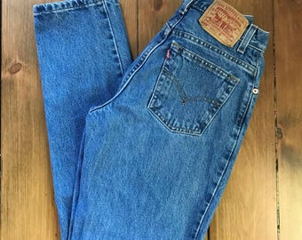 Vintage 90's 550 Levi's Jeans
