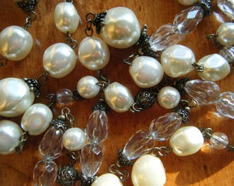 48 Inch Flapper Style Necklace