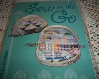 Sew On The Go~Get It All Together Sewing Bag Pattern