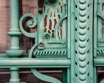 Vienna Doorway