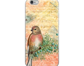 Beautiful Bird Vintage StyleiPhone Case
