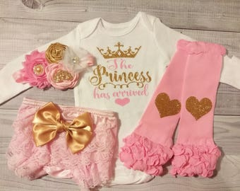 newborn girl coming home outfit, girl coming home outfit, baby girl clothes, newborn baby girl take home outfit, newborn girl outfit, baby