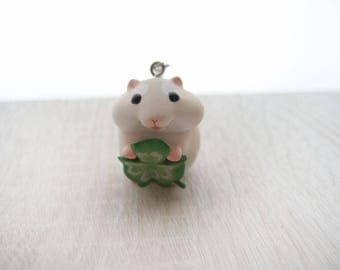 cute hamster 1 necklace