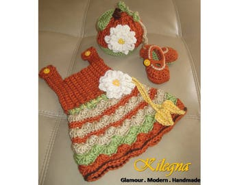 Fall Newborn Baby Outif My First Thanksgiving Baby Outfit Pumpkin Newborn 0-3 monthTake Home Outfit Photo READY TO SHIP Prop