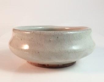White Shino Bowl