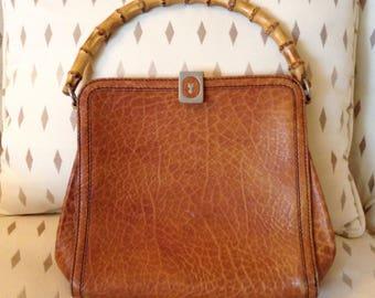 Caricciaola Vintage Handbag West Germany Hi Fashion Retro Fashion Accessory