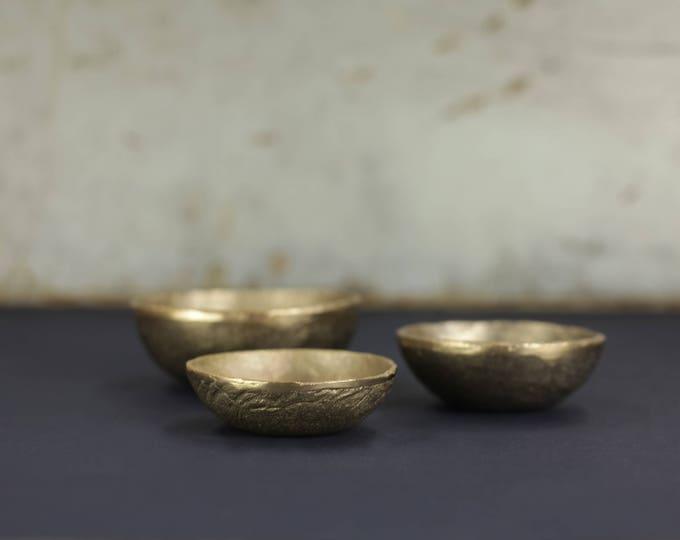Handmade Solid Brass Bowls
