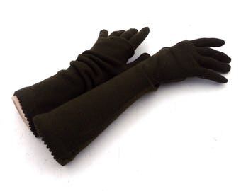 Elegant Long Gloves
