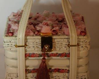 "Vintage handbag "" sugar cake"""