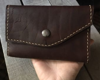 Leather Field Notes Wallet Passport Wallet