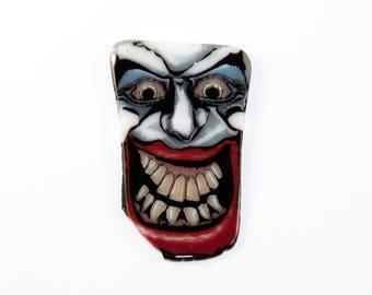 Joker Face Coin