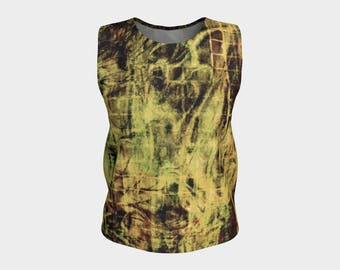 Stylish Tank Top with Savy and ARTitude - Fifty-Five