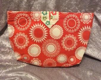 Pull Tab Cosmetic Bag