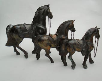 Horses Vintage instant horse collection