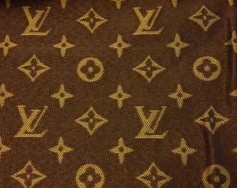 Louis Vuitton Fabrics