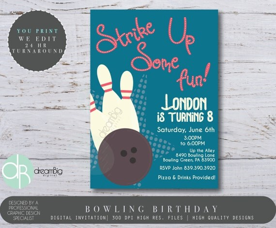 bowling birthday vintage bowling party bowling party birthday