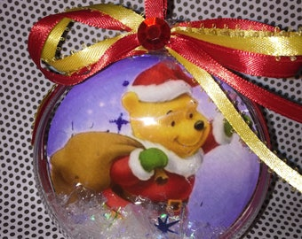 Winnie the Pooh themed ornament
