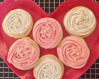 Rosette Cookies (2Dozen)