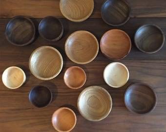 "Change bowl: about 4"" diameter"