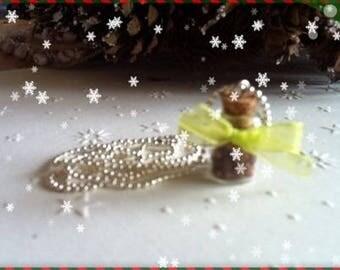 Cookies ref 222 vial pendant necklace