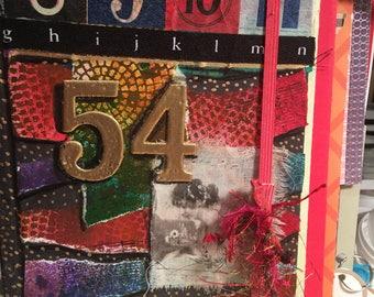 Blank Handmade Journal - 54