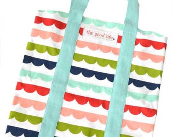 The Good Life Tote Bag by Bonnie and Camille for Moda
