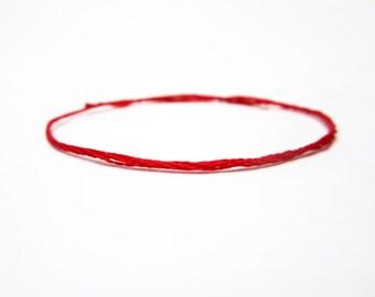 red string bracelet red string of fate string bracelet friendship bracelet kabbalah bracelet evil eye bracelet evil eye ayin hara red bendel
