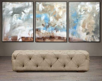 """Day Dream- 48"""" X 20"""" Original Art . Free shipping within contiguous USA"""