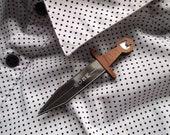 Dagger brooch - Laser cut brooch - Brooch - Cat brooch - Acrylic brooch - Cats - I like cats - Cat lapel pin - Meow - Cat pin - acrylic