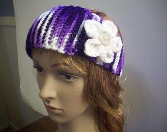 Crochet - Headband/EarWarmer