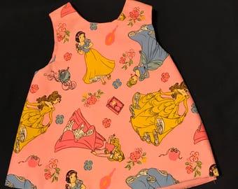 Disney Princess Open Back Dress