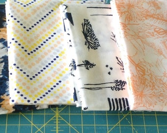 Art Gallery Fabrics Fat Quarter Pack 3, Bound and Happy Home