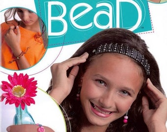 50%off I Can Bead Step by step instructions Pattern Book
