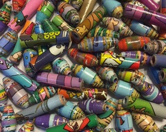 Paper Beads Phineas & Ferb (92)