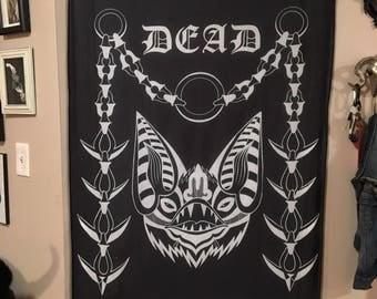 Dead Inside 5'x3' Tapestry