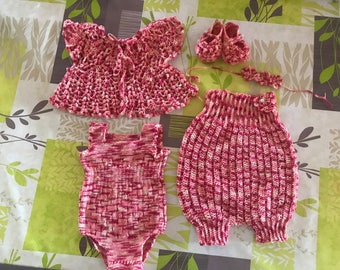 Layettes for baby size 1 month newborn reborn baby