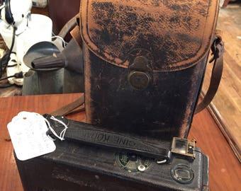 Cine Kodak movie camera early 1900's