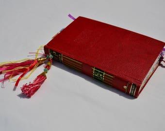 OOAK JunkJournal WP9 junque journal notebook