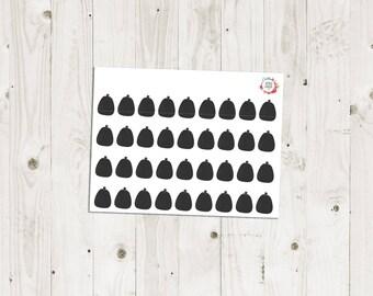 Garbage Stickers - ECLP Stickers
