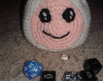 Adventure time dice bag Finn the human