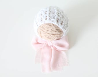 Newborn girl hat - Baby girl hat - Photo prop hat - Baby hat - Photo props - Newborn hat - Baby girl - Baby props - Photography prop - Props