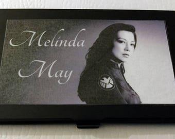 Melinda May Wallet