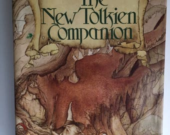 The New Tolkien Companion, J. E. A. Tyler, Complete Guide to Legends History Languages Peoples of Middle Earth, Rint Triology Events, Gift
