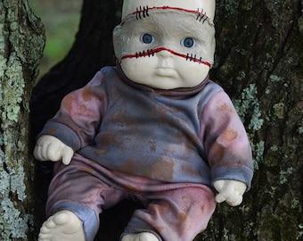 Charmi (OOAK horror doll)