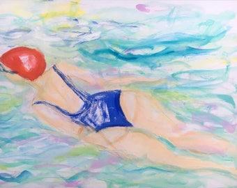 Swimmer no.2