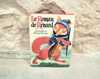 Ancient book The Fox novel