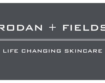 Rodan and Fields Independent Consultant Business Card - Grey